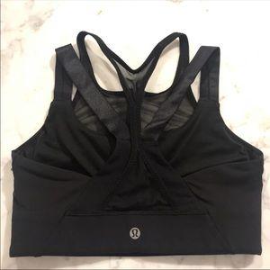 lululemon athletica Other - Lululemon Ready Set Sweat Bra Size 6